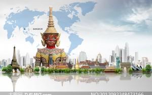 泰国旅游(样片)