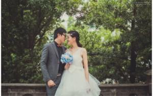 澳门婚纱照
