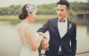 东莞外景婚纱照