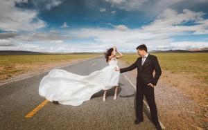 西藏婚纱照旅拍
