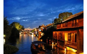 华东七市、西湖、古城绍兴等双飞六天游