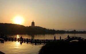 杭州旅游 西湖风光