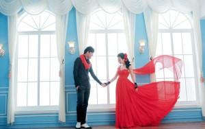 威林皇室婚纱摄影 4888水晶之恋套系