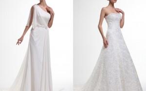 澳利莎婚纱精选 优雅动人