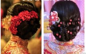 新娘发型造型