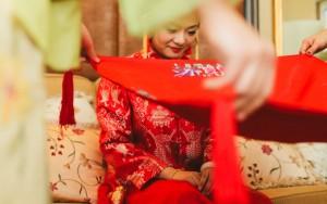 典雅大气新中式婚礼