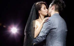 W酒店红黑雅致西式婚礼