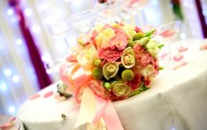 邂逅神秘爱情紫色主题婚礼