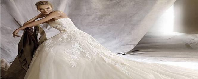 这样的婚纱礼服,尽显你的高贵魅力