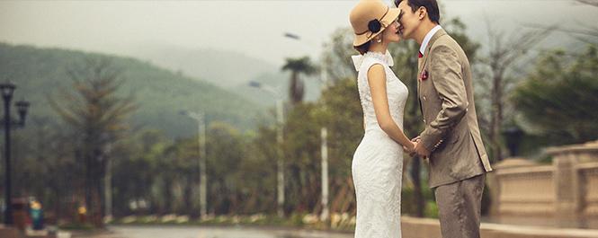 【组图】梦中的婚纱照