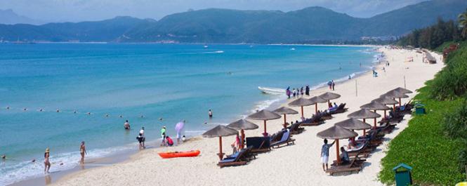 夏天一起去海边结婚吧!