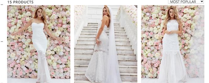种草 | 9个高街品牌满足你对婚纱的所有幻想!