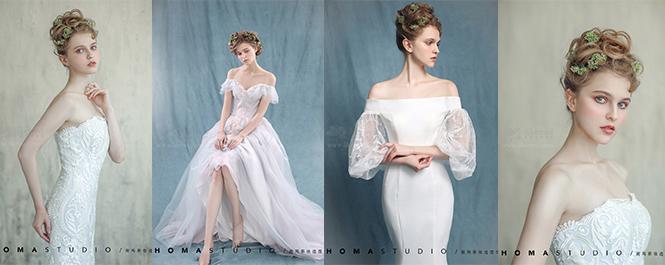 婚纱彩妆造型分享