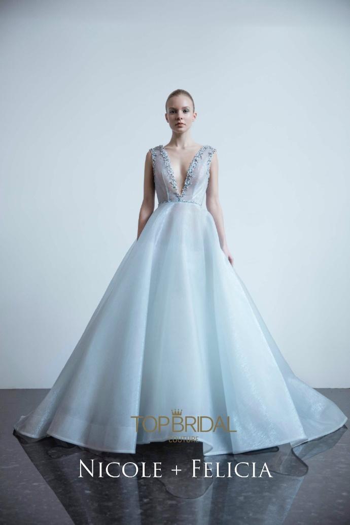 黎巴嫩高定婚纱礼服品牌