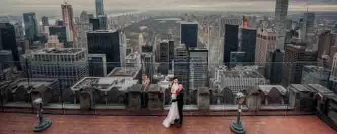 纽约婚纱旅拍 
